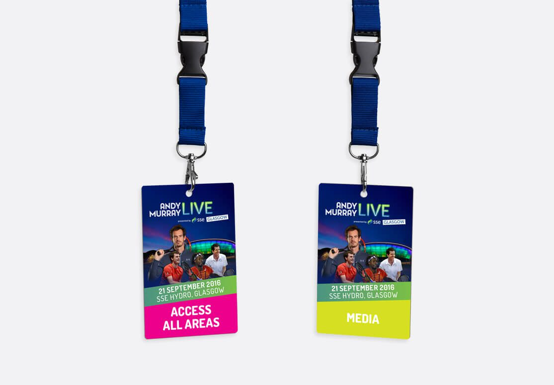 accreditation badges